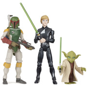 Hasbro E3016EU6 Star Wars Galaxy of Adventures 12,5 cm große Action-Figur