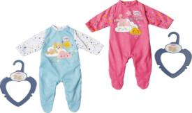 Zapf 826812 BABY born Kleine Nacht Outfits 36 cm