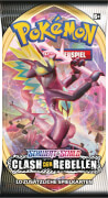 Pokémon Schwert & Schild 02 Clash der Rebellen Booster