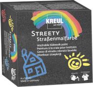 KREUL Streety Straßenmalfarbe Starter Set 120 ml