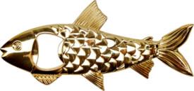 Flaschenöffner Fisch Taste the Wild  Reisezeit